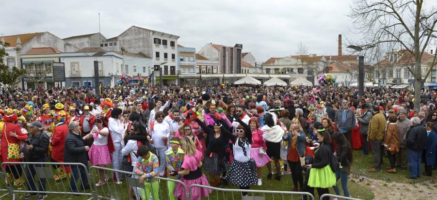 Organização da edição de 2018 do Carnaval de Montijo Câmara apoia com 30 mil euros