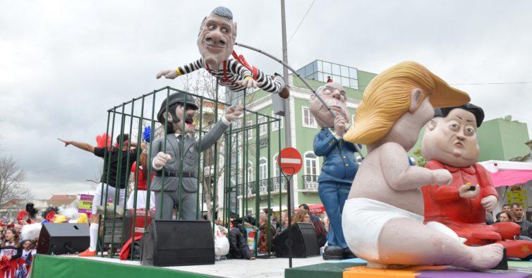 50 mil são esperados na festa do Carnaval do Montijo