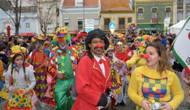 Carnaval do Montijo 2019